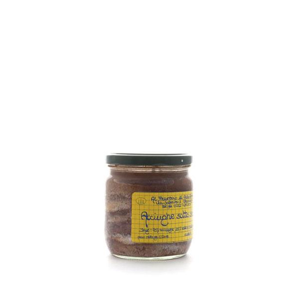 acciughe sotto sale 400 gr