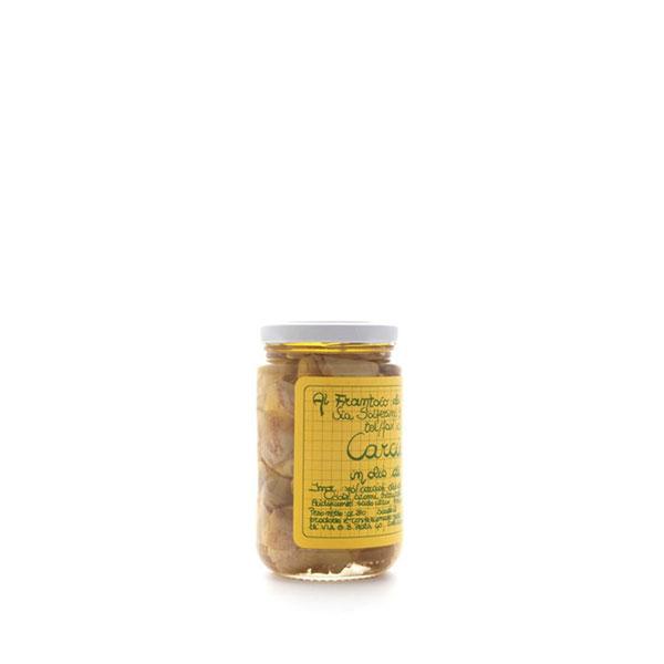 carciofini olio oliva 290 gr 1