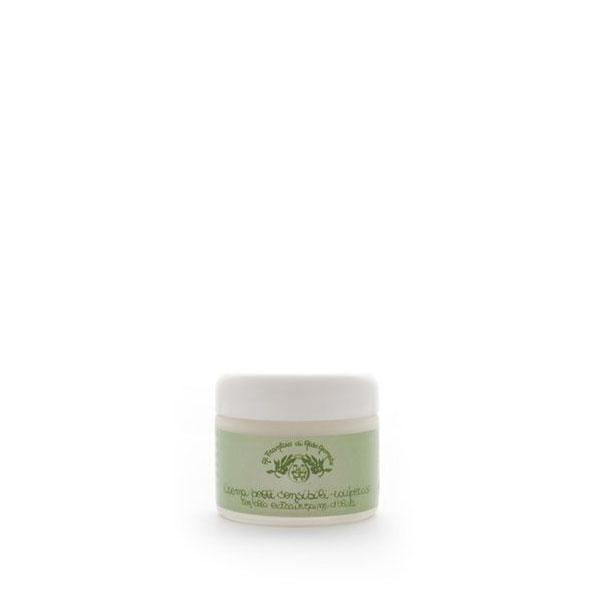 crema viso pelli sensibili olio