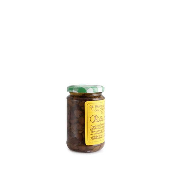 olive snocciolate taggiasche