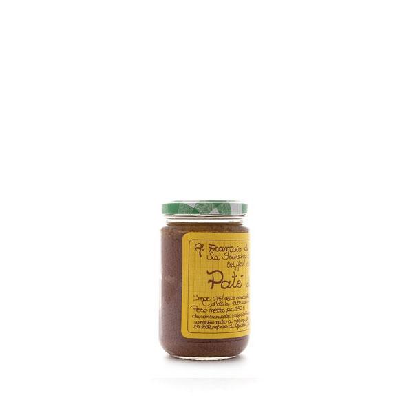 pate olive 250 gr