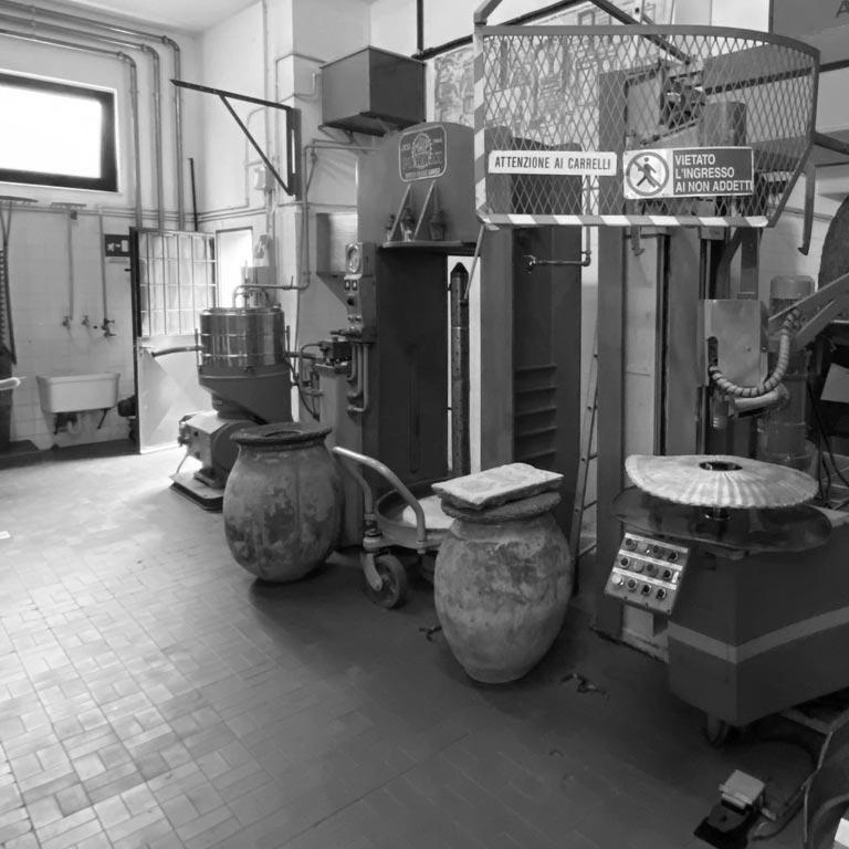 macchinari macinatura olive 1